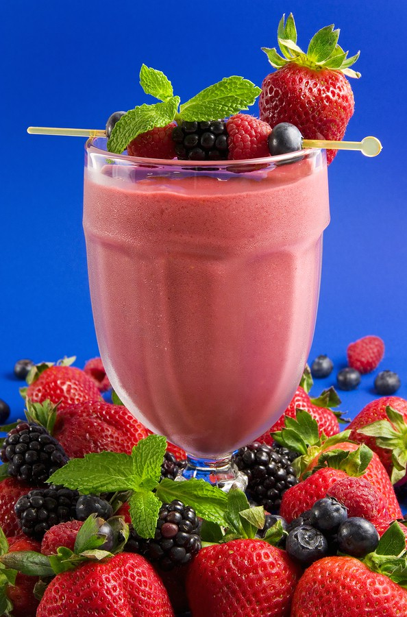healthy smoothie for dementia